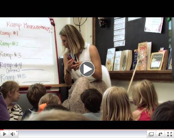 Ashley McCutchin - HPISD's 2014-15 Elementary Teacher of the Year