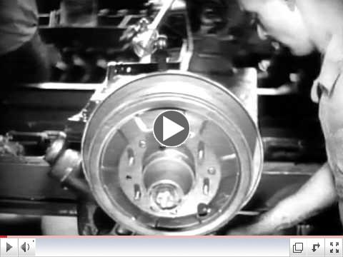 Manufacturing of 1936 Chevrolets