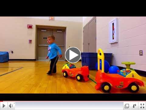Preschool Playtime at the Community Center