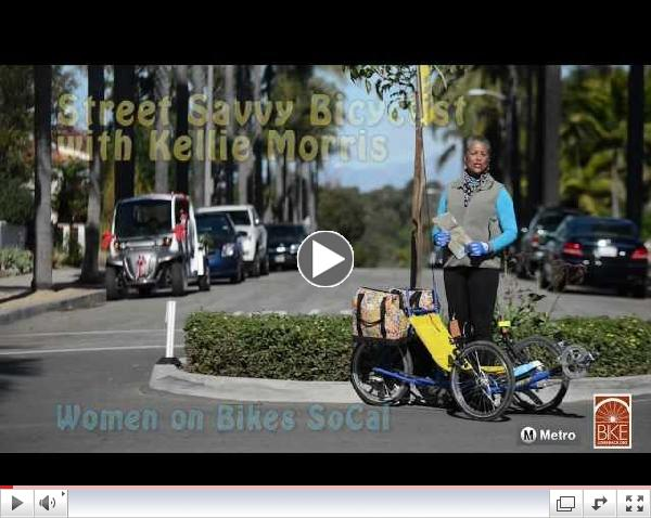 Kellie Morris of Long Beach's Women on Bikes SoCal: Plan Your Trip in Advance!