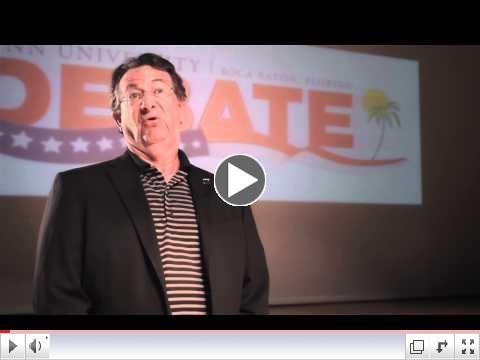 Chuck Elderd @ Lynn University Debate Insider