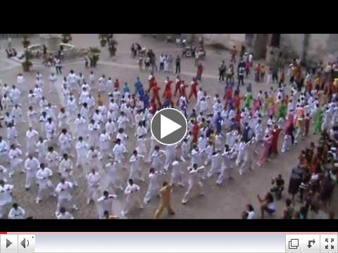 D??a Mundial del Taiji y el Qigong en Cuba 2012