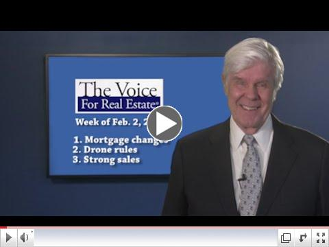 The Voice for Real Estate 16: Mortgage Changes, Drones