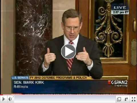 S 1867 Sen Kirk Floor Speech