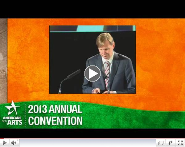 2013 Annual Convention: Opening Keynote Speakers