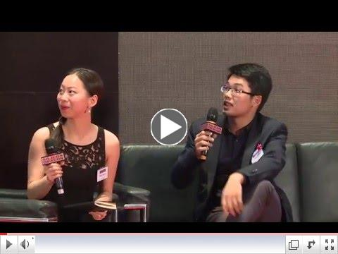 Vitargent Tech Chat at Silicon Dragon in Hong Kong