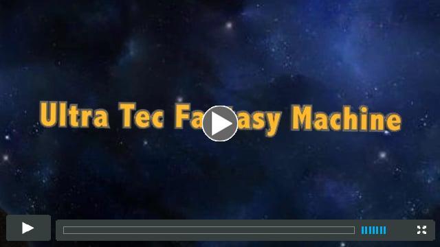 ULTRA TEC Fantasy Machine by Dr. Reg