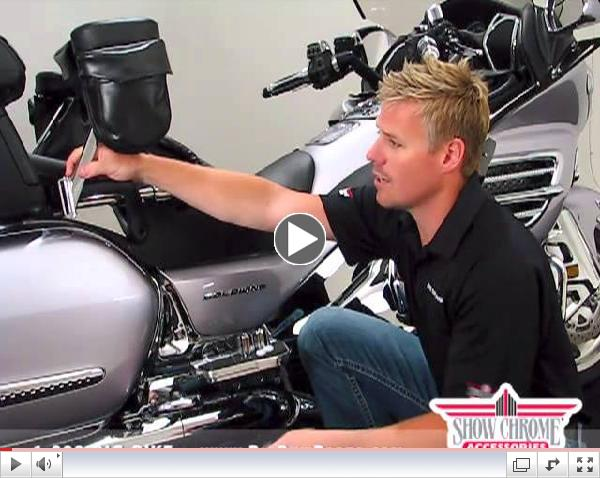 Backrest and Armrest Maintenance Kits for Honda Gold Wing