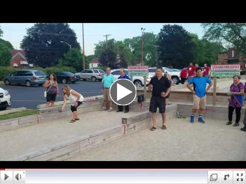 Bocce League - June 12, 2017