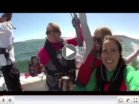 Party in San Francisco Bay (VIDEO)
