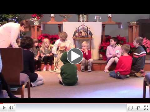Children's Sermon: What Treasure Would You Bring to Jesus?