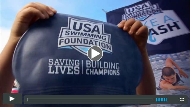 USA Swimming Foundation - Thank you