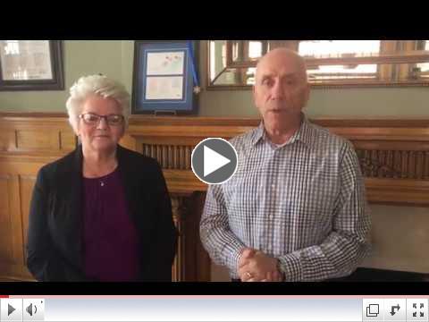 Video Invitation - Help                                                           Us Impact a                                                           Nation