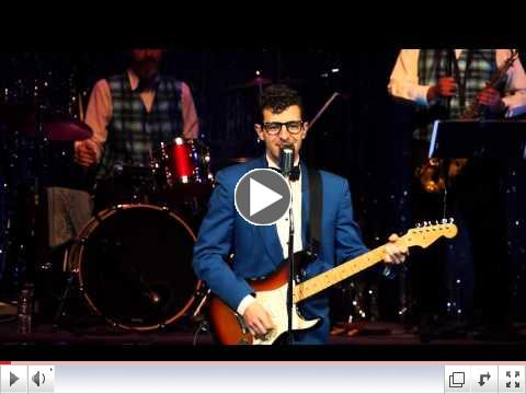 RAVE ON! Celebrating Buddy Holly and The Crickets - 12/31/14