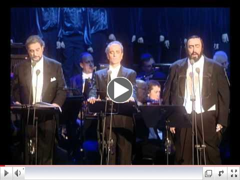 The 3 Tenors - Silent Night