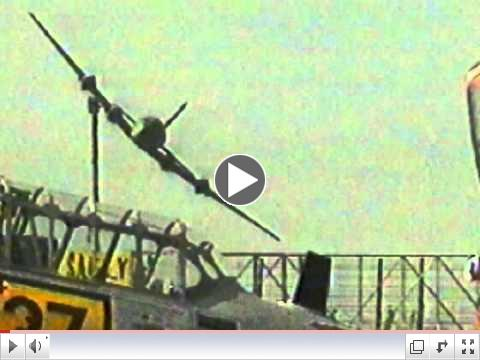 DC4 Skymaster Flight Sequence - SAAF Harvard 50 Year Anniversary