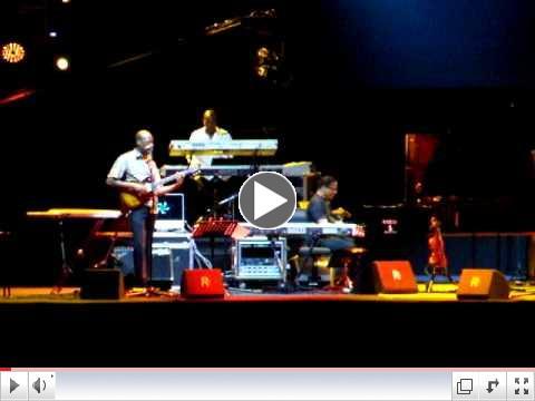 Herbie Hancock - Umbria Jazz 2010 - Cantaloupe Island