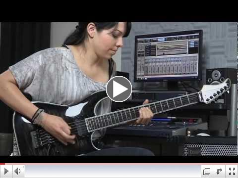 Roland CUBE-80XL Elizabeth Schall Demo