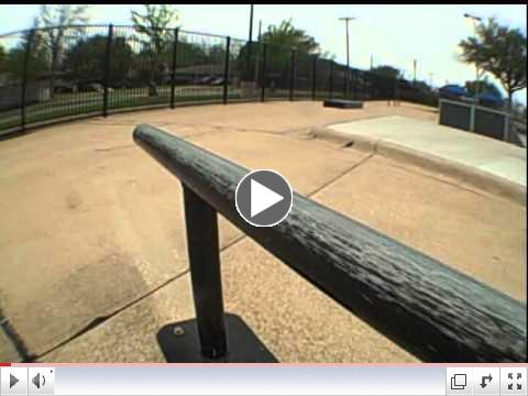 Farmers Branch Skate Park: Video Tour