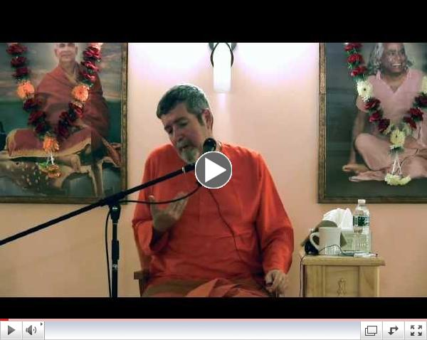 Swami Swaroopananda Q&A: How to Become Fearless & Develop Confidence