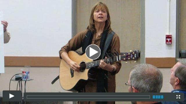 Rocky Mountain Synod & Carrie Newcomer: