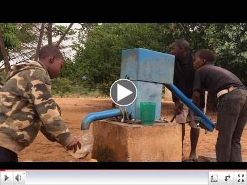 Churches Give for Clean Water Wells in Africa