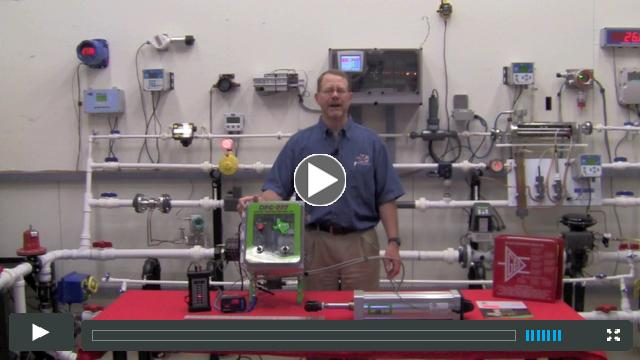 Video of Linear damper drive