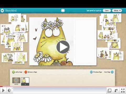 Super Storytelling with StoryBird