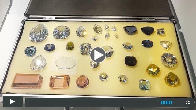 Scott Sucher introduces his famous diamond replicas at TGMS 2017