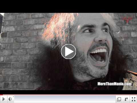 The Hardy #BrokenTailgate Party Trailer