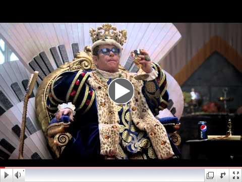 Pepsi - King's Court Super Bowl