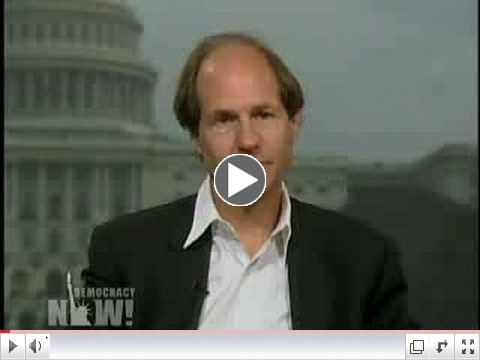 Cass Sunstein's new book Nudge (5:40)