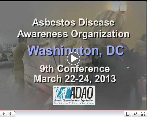 2013 ADAO Conference, Washington, DC (PSA)