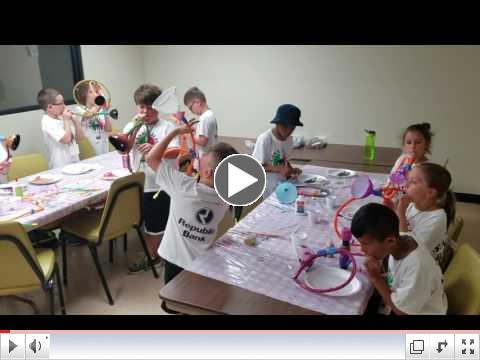 Summer Day Camp, Day 3 June 21, 2017 Class Time 2