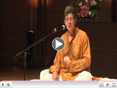 Clip from Int. Ayurveda & Yoga Conference- by Dr Robert Svoboda- Ojas & Prana.mov
