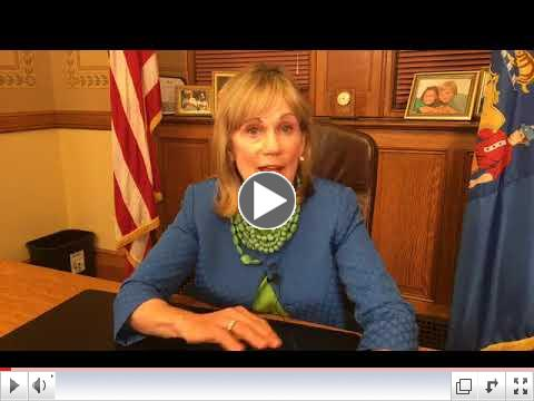 Senator Darling Talks about the State Budget