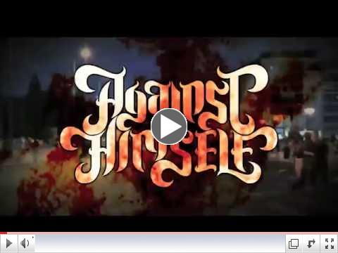 Against Himself - Within _Lyric Video_