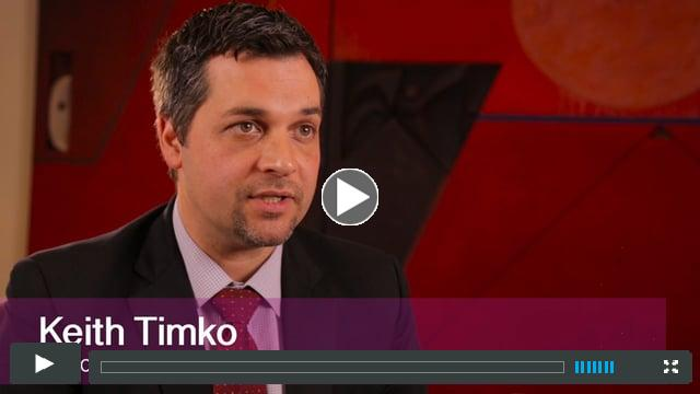 Support Center: Keith Timko CEO Message