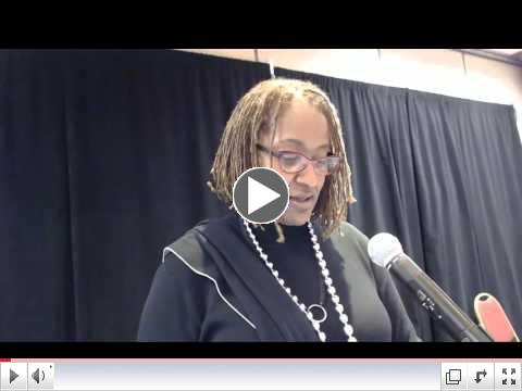 Senator Holly Mitchell - The Courage Award