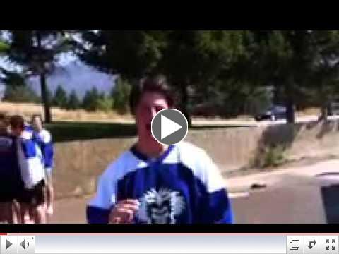 Columbia Valley Rockies ALS Ice Bucket Challenge