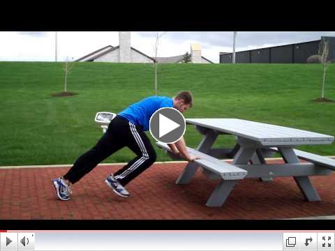 Fitness Pointe Picnic Table Push-ups and dips.mp4