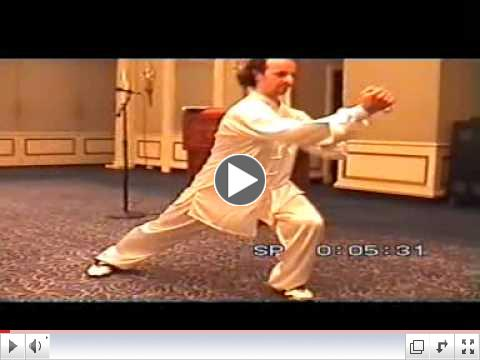 International Women's Club Taijiquan 42 demonstration