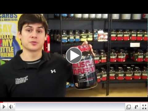 Nutrex Research Muscle Infusion Video