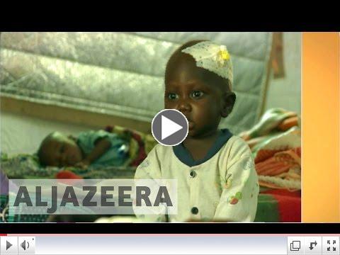 Fréttaskýring Al Jazeera um ástæður hungursneyðarinnar í Afríku.