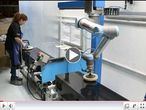 Paradigm implements Universal Robots