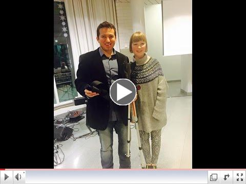 Watch this miracle testimony in Finland