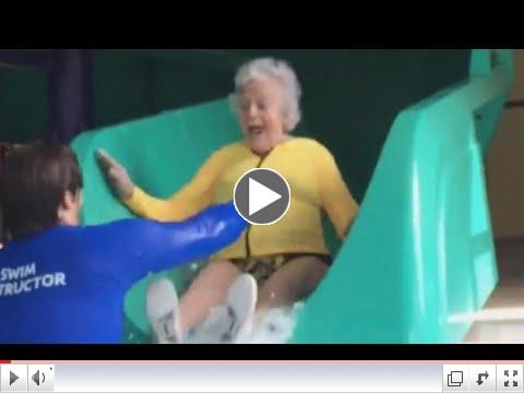 93 Years Young and Facing Her Fears