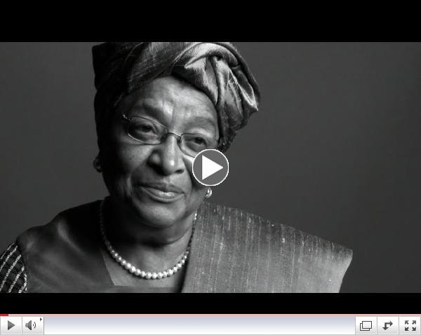 Justice 2015: President Ellen Johnson Sirleaf on the UN's post-2015 Development Agenda