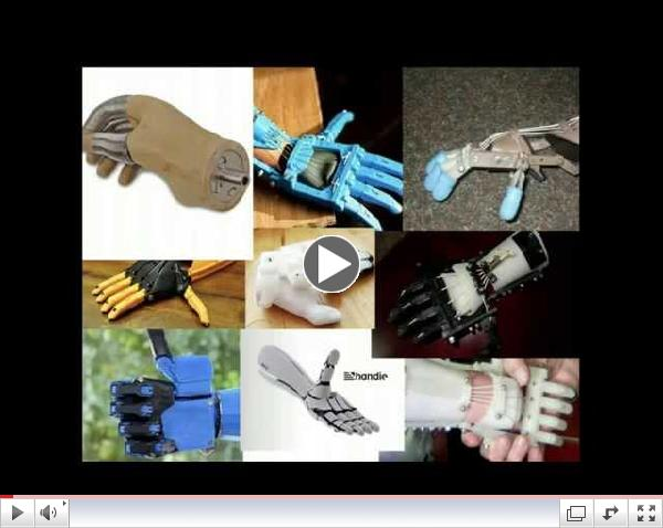 Innovation in Prosthetics - Jon Kuniholm - LinuxCon + CloudOpen North America 2014 - Day 3 Source