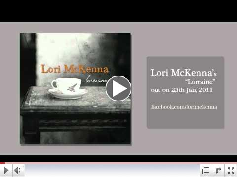 Lori McKenna - The Luxury of Knowing